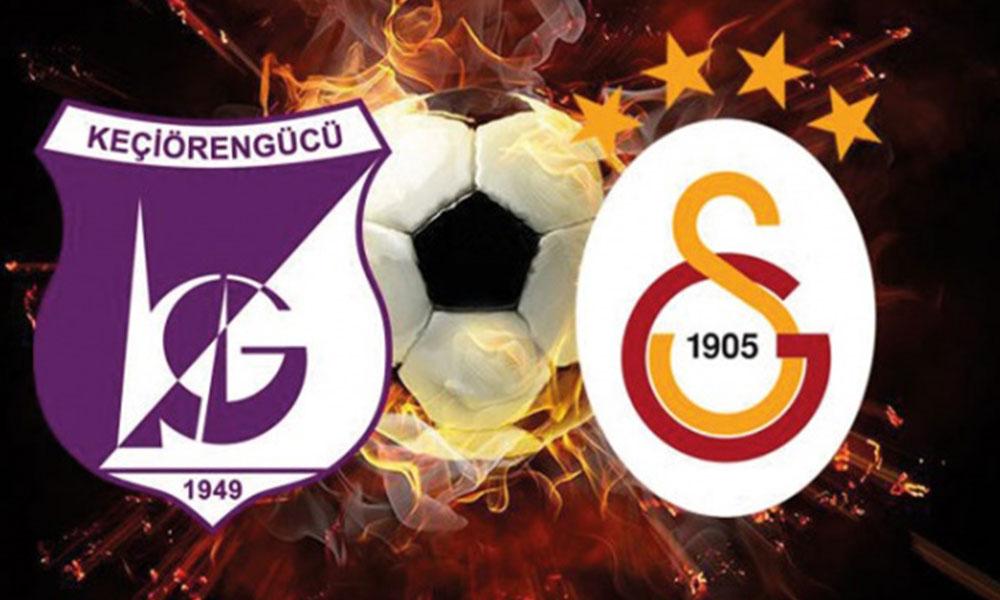 Galatasaray gençleriyle kazandı