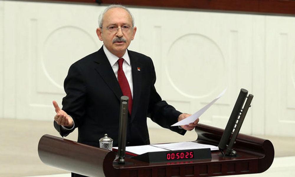 Kemal Kılıçdaroğlu: Bu bir darbe yönetimi bütçesidir