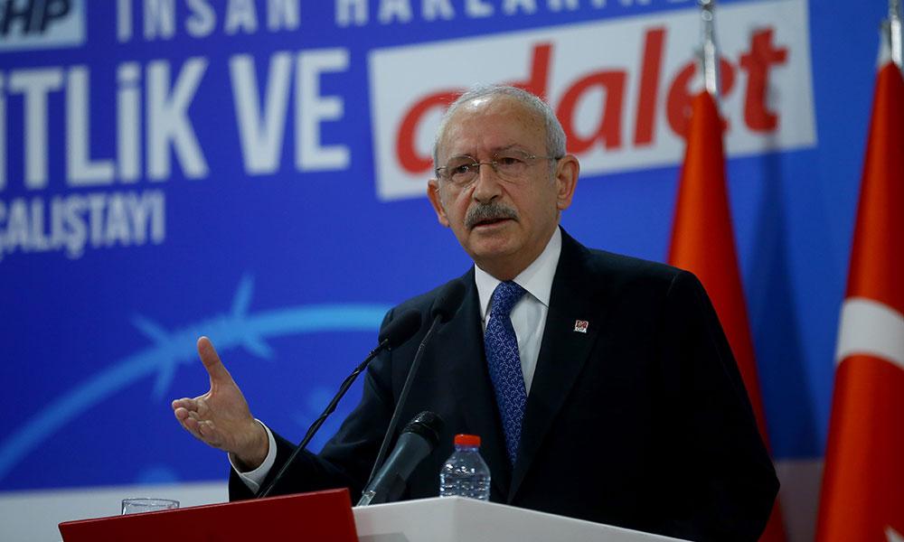 CHP lideri Kılıçdaroğlu'ndan ittifak açıklaması: En büyük arzum