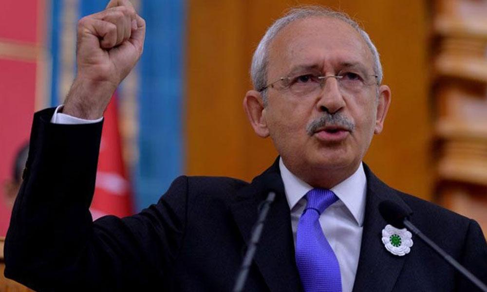 Kılıçdaroğlu: Erdoğan FETÖ'nün bir numaralı siyasi ayağıdır