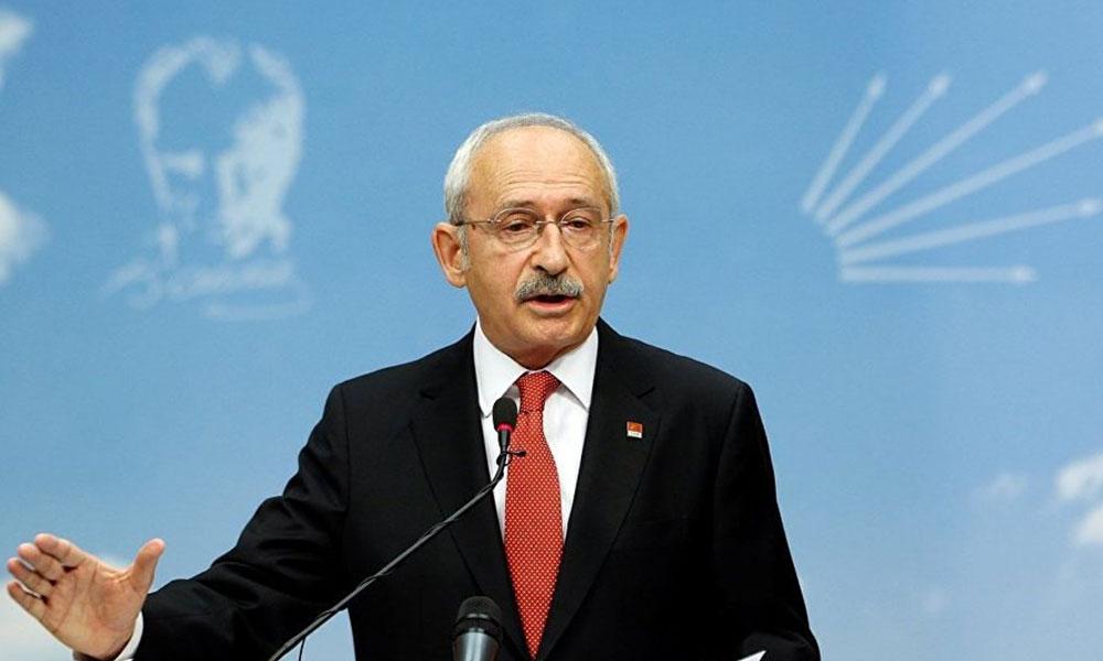 Kılıçdaroğlu: Bahçeli'den imzasına sahip çıkmasını isteyeceğiz