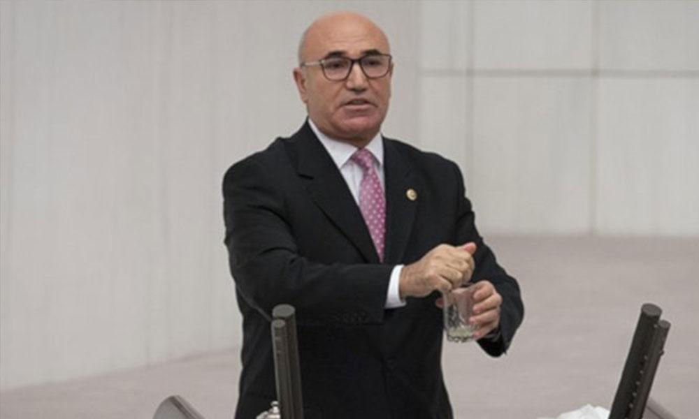 "CHP'li Tanal'dan Meclis'te 'limon'lu tepki: ""Halkı limon gibi sıktınız"""
