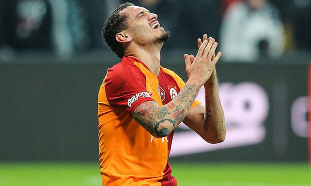 Galatasaray'da moraller bozuldu: Maicon elde kaldı
