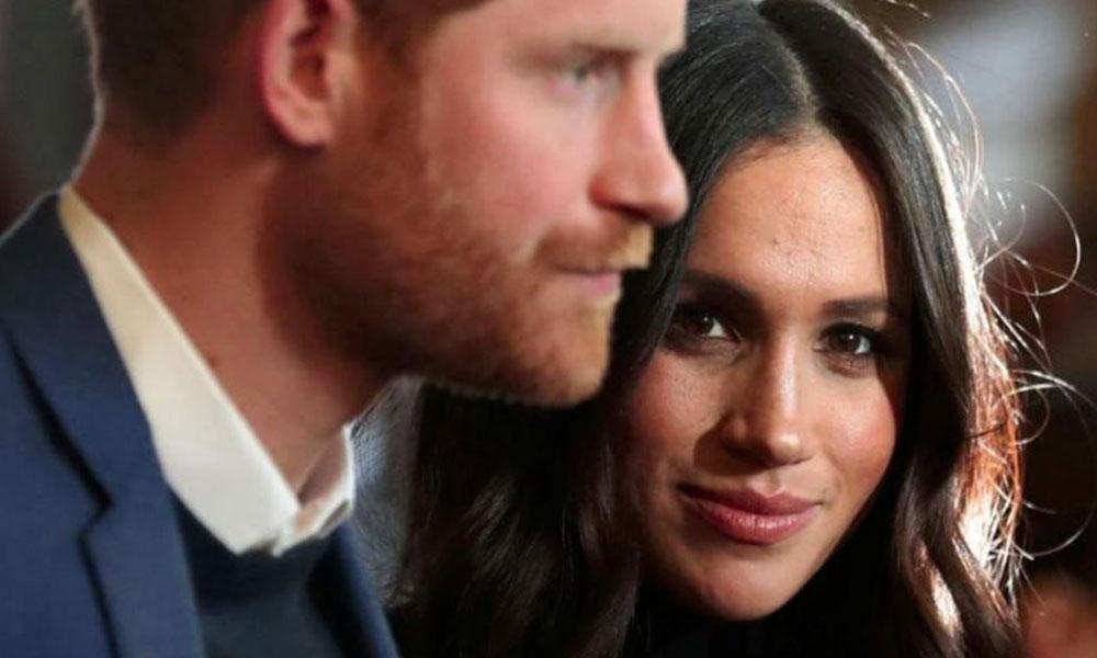 Meghan 20 yıllık Kraliyet ailesi geleneğini çöpe attı
