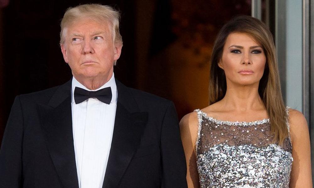 Melania'dan şaşırtan röportaj: Trump'la birlikte olmanın en kötü yanı…