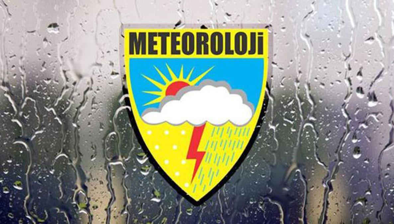 Meteoroloji'den 3 il için 'sarı kodlu' uyarı