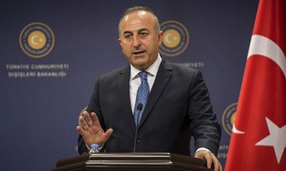 Çavuşoğlu: Ateşkeste Ermenistan Başbakanı'nın imzası var, yine bozarlarsa bedelini öderler
