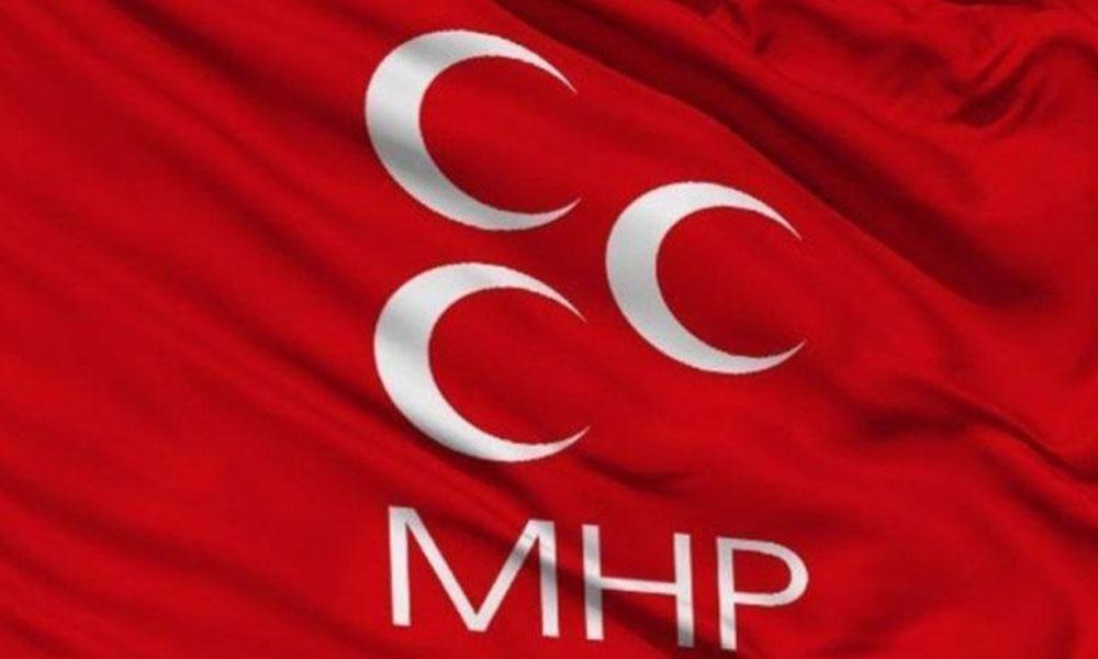 MHP'de toplu istifa depremi!
