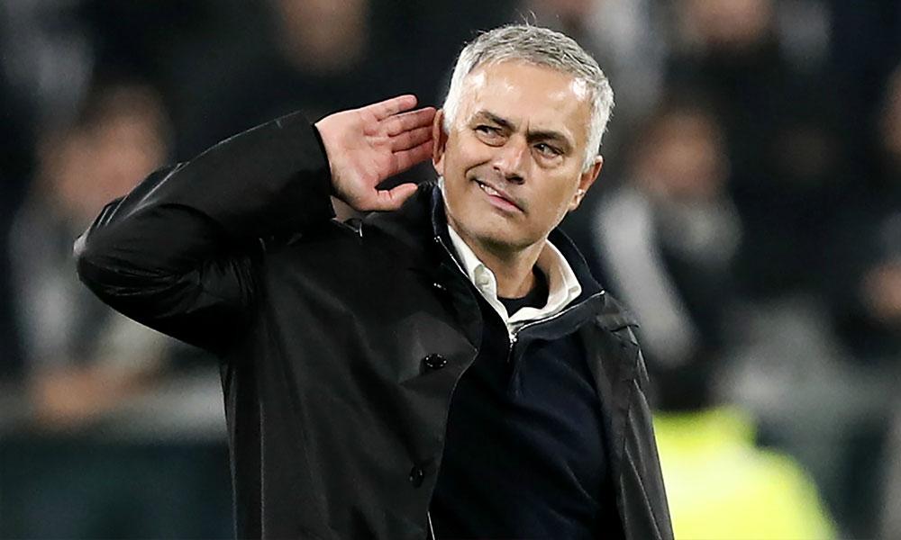 Manchester United'dan kovulan Mourinho, ofisini bile toplayamamış