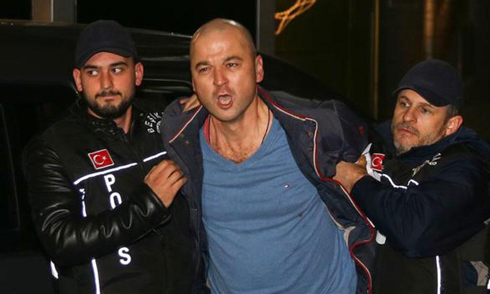 Papağana işkence eden MasterChef Murat Özdemir gözaltına alındı!