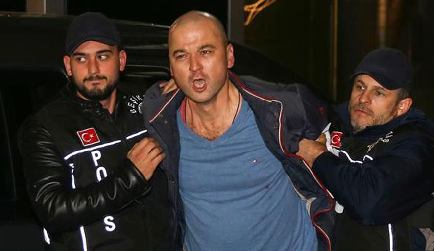 Papağana işkence eden Murat Özdemir önce serbest kaldı sonra tekrar gözaltına alındı