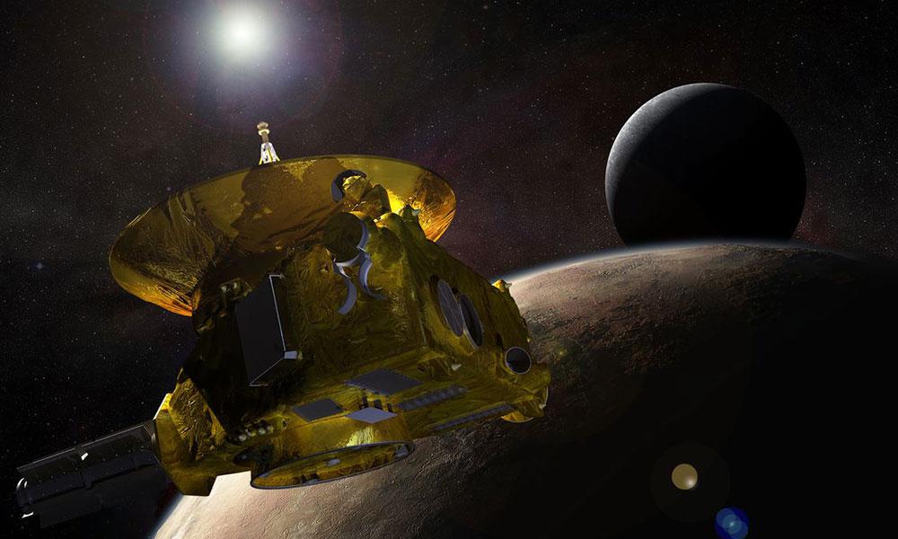 NASA'nın New Horizons uzay aracı tarihe geçecek