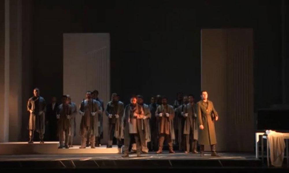 Ninatta, Süreyya Operası Sahnesi'nde