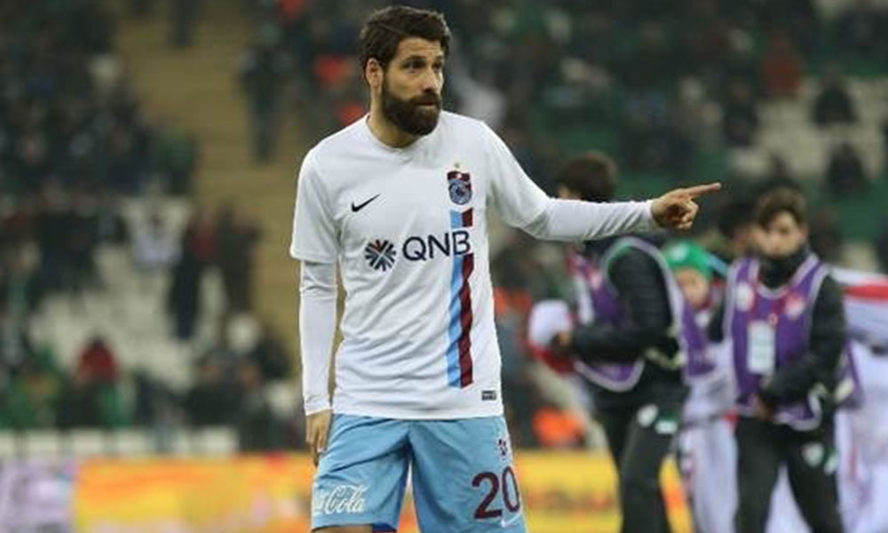 Trabzonspor'da kaptanlık krizi