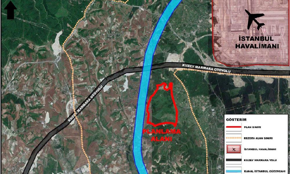 İstanbul'un sonu olabilir: 2,7 milyon metrekare arazi imara açıldı