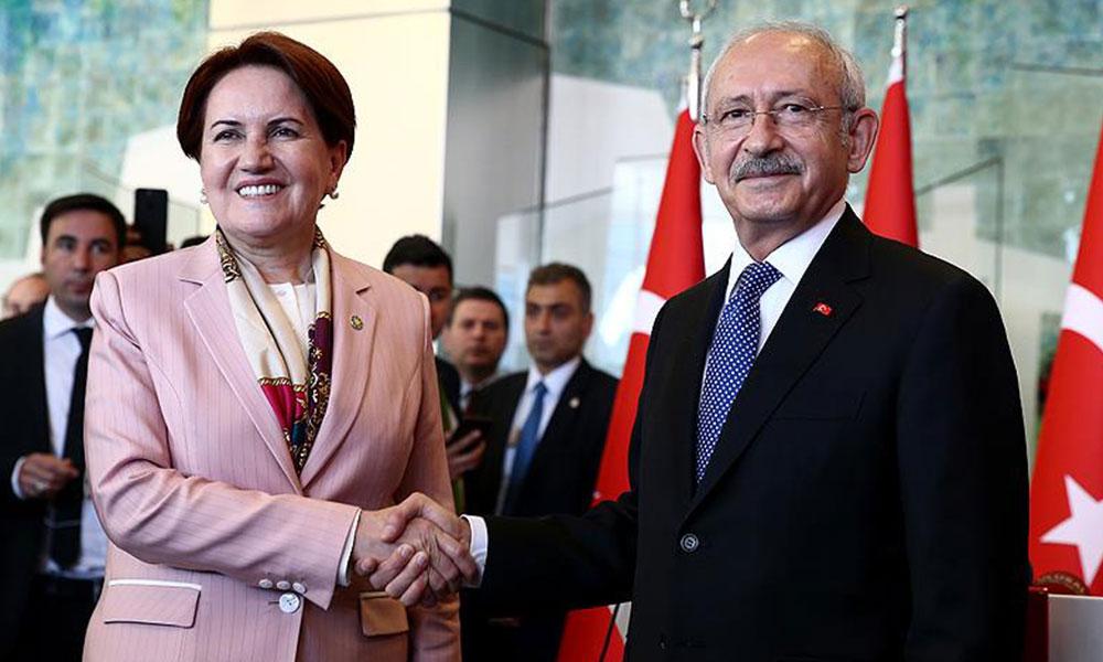 İyi Parti lideri Akşener'den ortak aday açıklaması: Olabilir