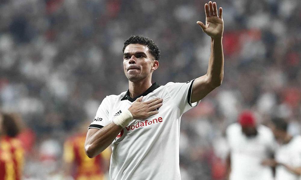Pepe'nin yeni adresi belli oldu