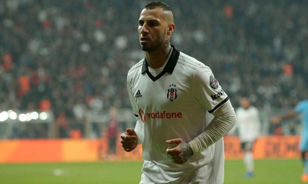 Beşiktaş'ta Quaresma'nın gönderilme bedeli belli oldu!