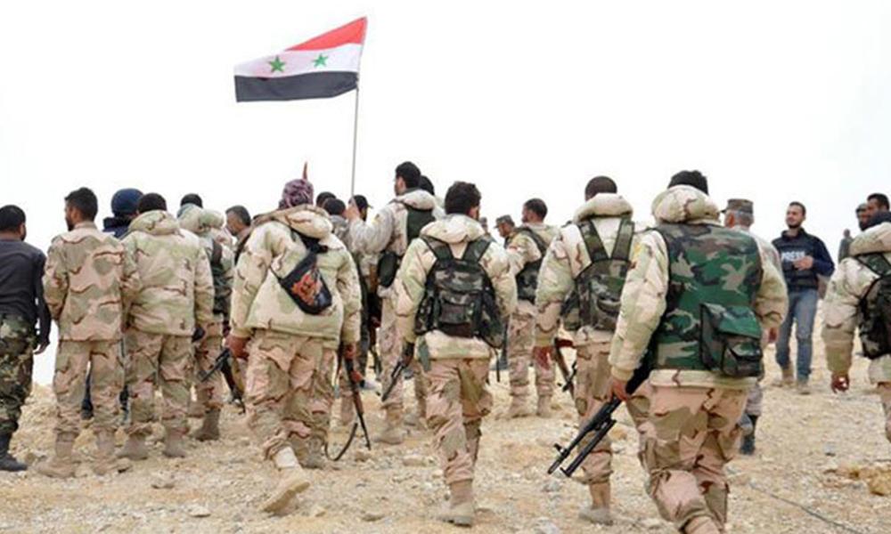 Suriye ordusu Münbiç'in batısına girdi