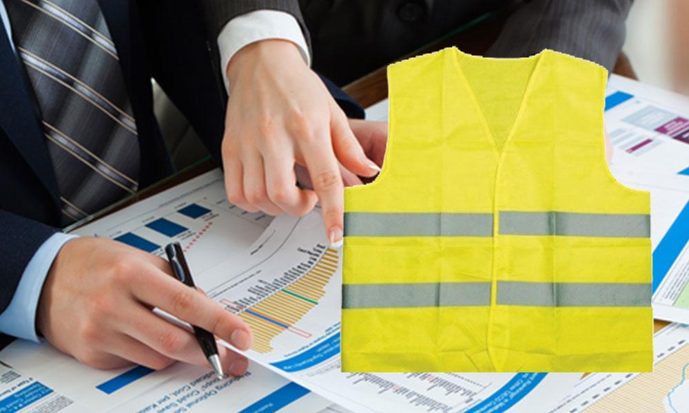 İçişleri Bakanlığı'ndan sarı yelek araştırması
