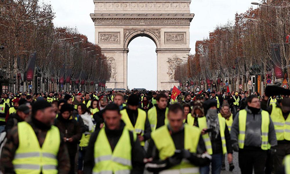 Fransa Başbakanı Macron'dan protesto itirafı: Hata yaptık!