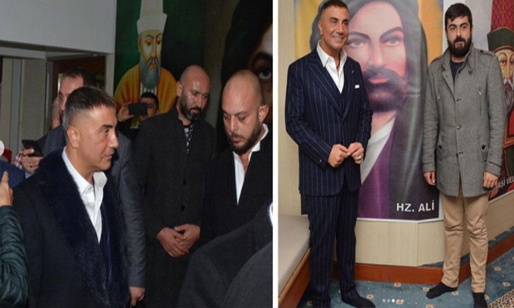 Beşiktaş Cemevi'nden Sedat Peker'e yalanlama