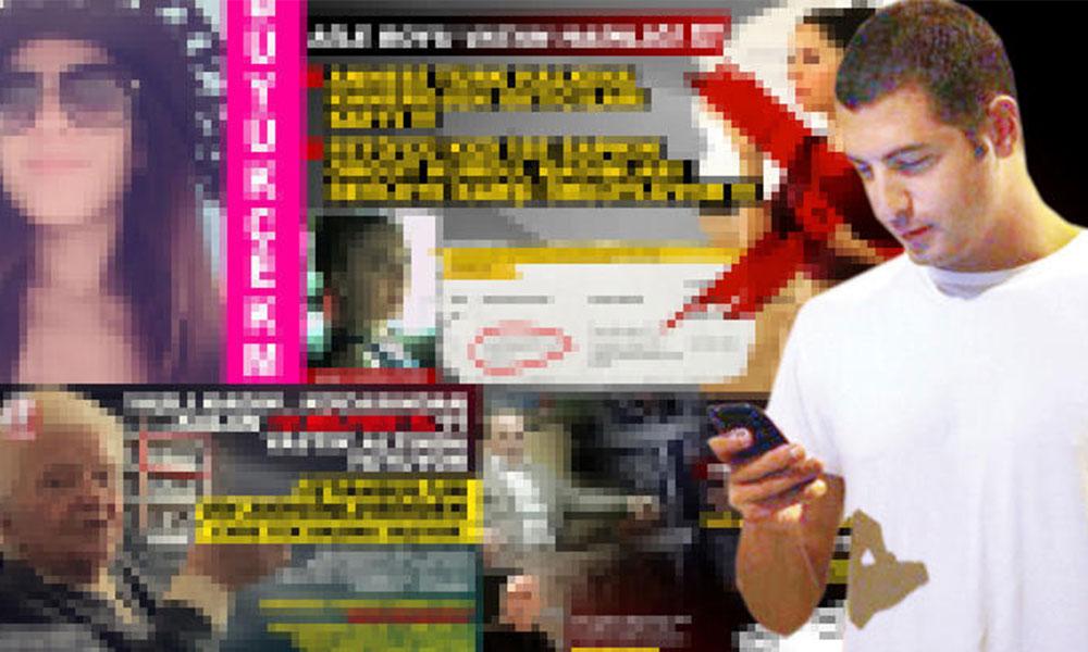 'Siber zorba' şoke etti: Sahte haber, fuhuş, eskortluk, FETÖ iftirası…