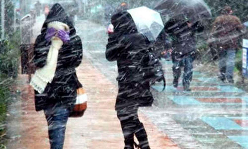 Soğuk hava geliyor: Sıcaklık 8-12 derece düşecek