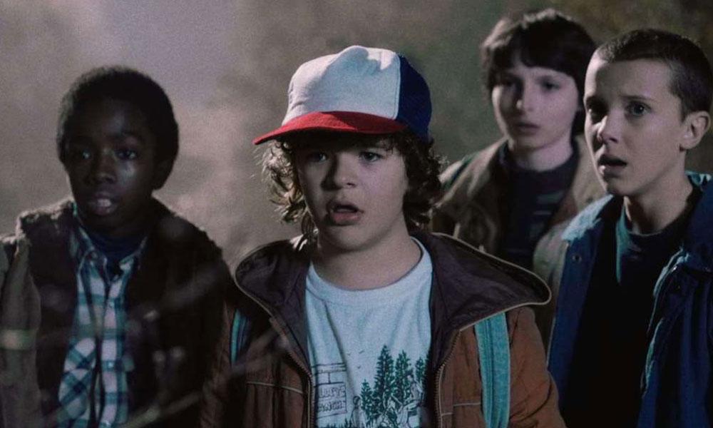 Stranger Things'in 3. sezonundan ilk tanıtım