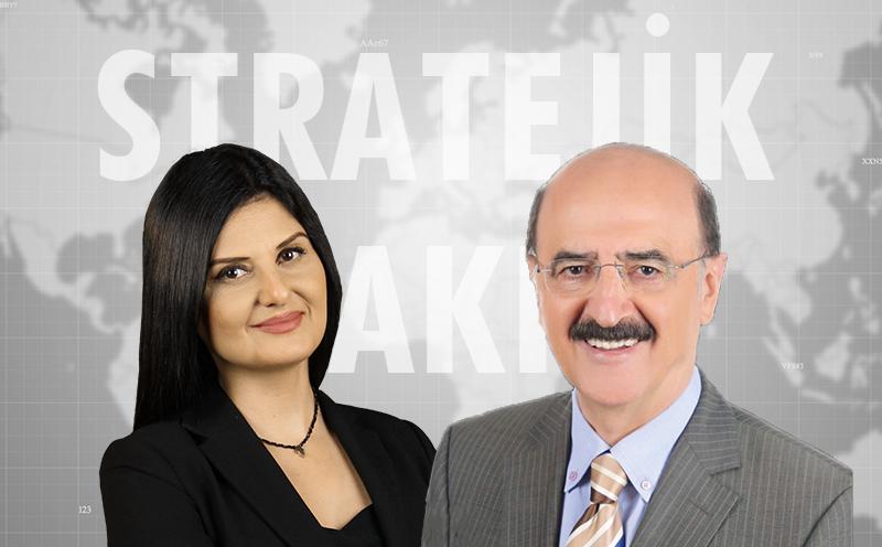 Stratejik Bakış – (7 Aralık 2018) Evren Özalkuş & Hüsnü Mahalli | Tele1 TV