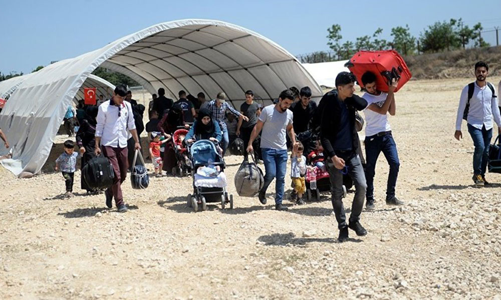 Suriyeliler 'gitmem' dedi: 'Hayatımdan memnunum, dönmek istemiyorum'