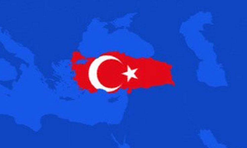 Türkiye haritasında skandal!