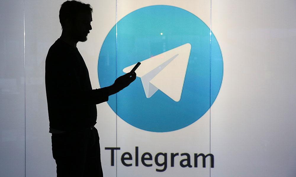 Telegram 3 günde rekor kırdı!