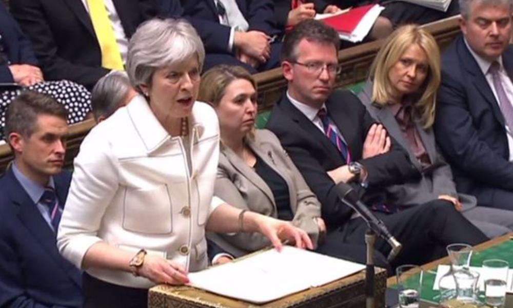 May parlamentoda Brüksel'deki Brexit temaslarını anlatacak
