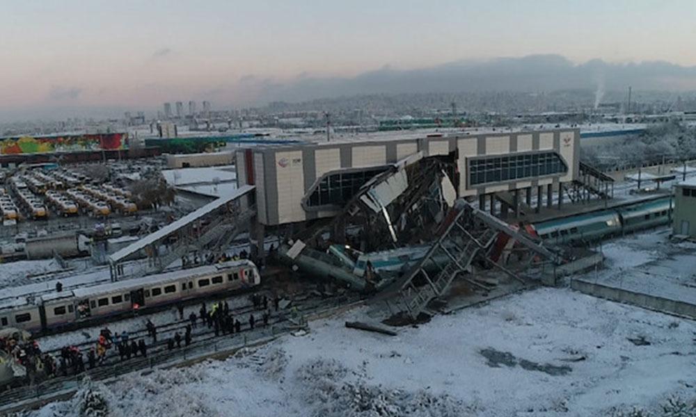Tren kazası öncesinde 'vida sıkıştırma ihalesi' dünüre verildi