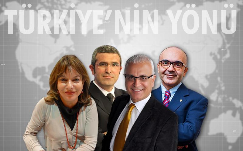 Türkiye'nin Yönü (9 Aralık 2018) – Yanardağ, Kırıkkanat, Güller ve Doster | Tele1 TV