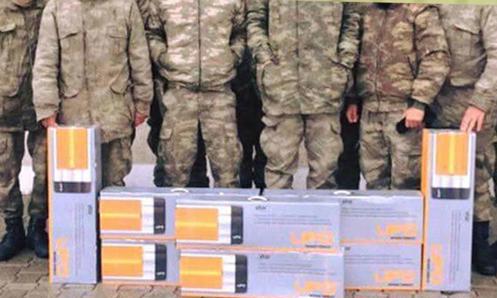 CHP'li Ceylan'dan vahim iddia: Askerler kendi aldıkları 'UFO'yla ısınıyor