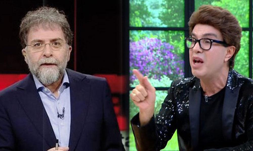 Yılmaz Morgül'den Ahmet Hakan'a tepki: Sizin gibi ünlü kadınlarla beraber olmadım