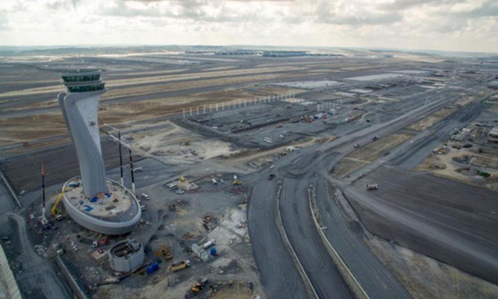 Yeni havalimanını yapan şirket: Mahvoluruz!