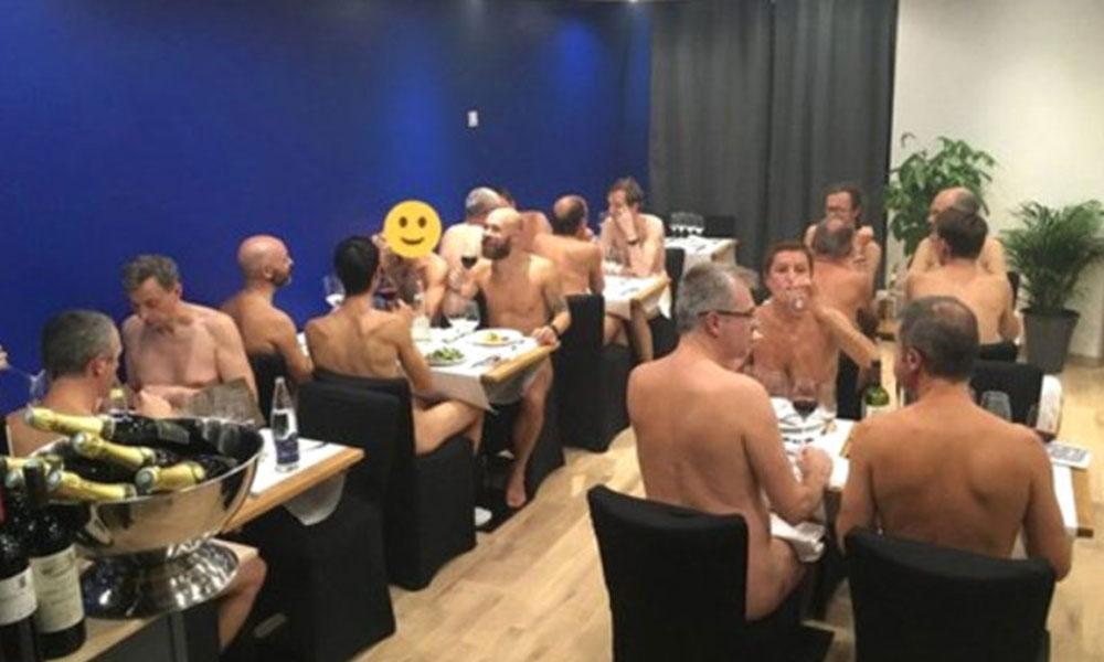 'Çıplaklar restoranı' müşteri bulamadı… Kepenk indiriyor!