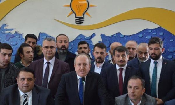 Eski AKP'li başkana şantaj yapan tutuklandı