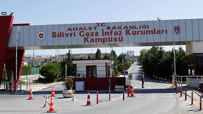 Silivri'deki tutuklu ve hükümlülerin montları toplatıldı