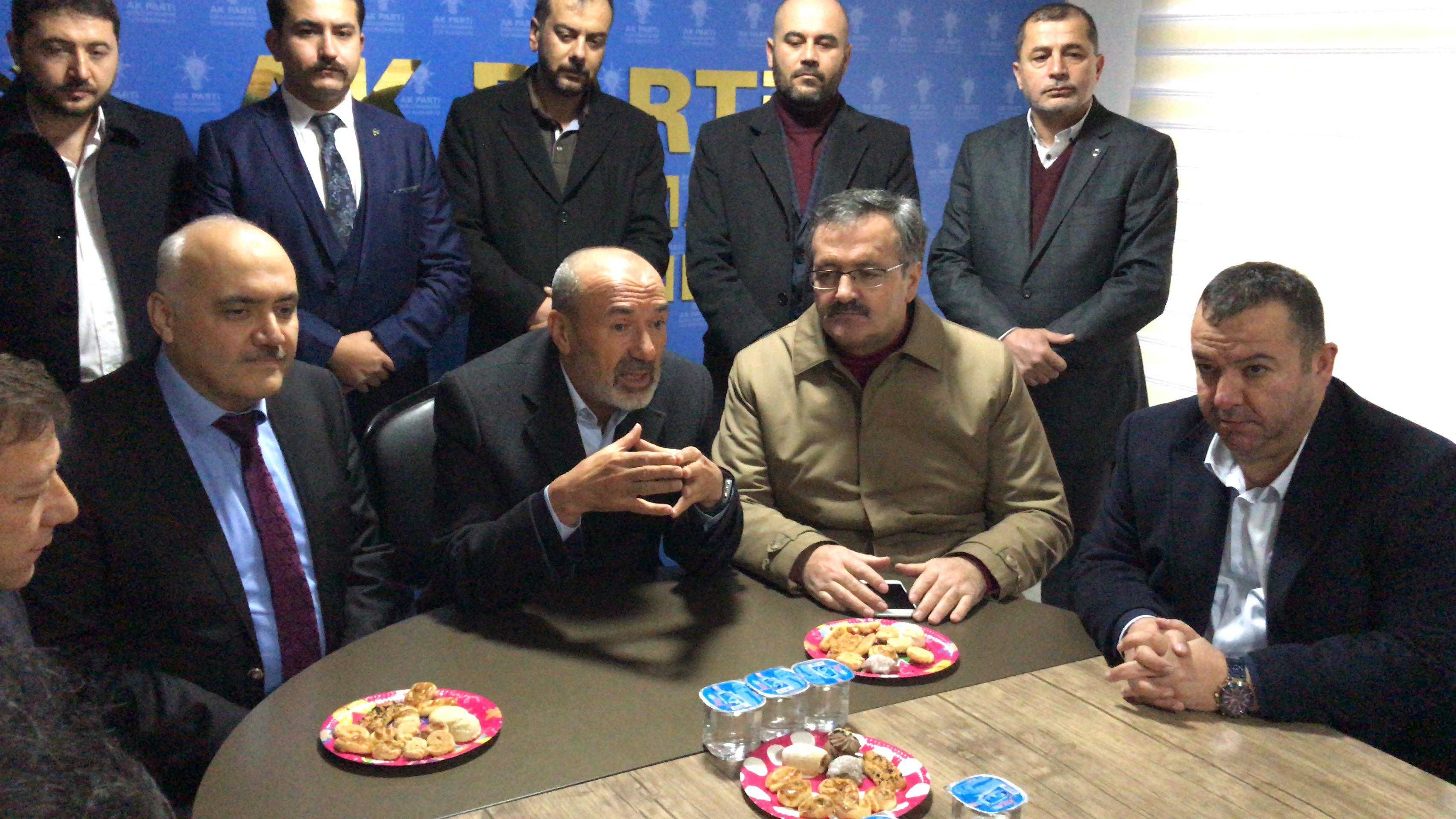 MHP'li Yıldırım Mansur Yavaş'ı eleştirdi