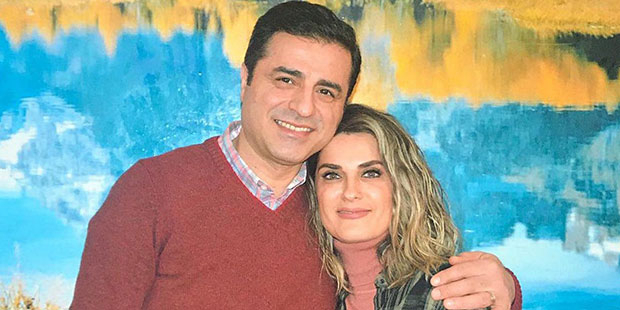 Selahattin Demirtaş'ın Başak Demirtaş'a yazdığı mektup 'sakıncalı' bulundu