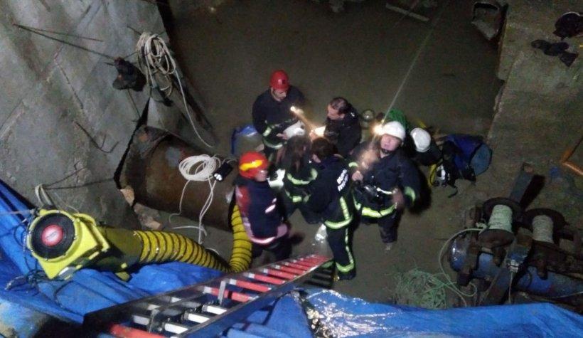 Kuyuya giren işçiler gazdan zehirlendi: 2 ölü, 4 yaralı