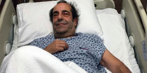 Özkan Uğur ameliyat oldu