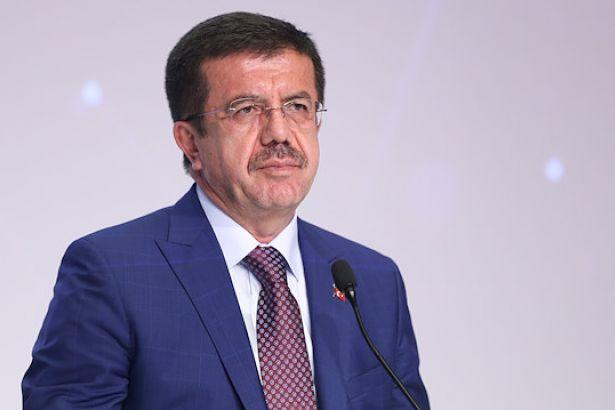 Nihat Zeybekçi ağzındaki baklayı çıkardı… 'İzmir'i pazarlayacağız'