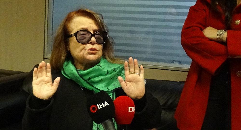 Muhterem Nur: 'Annecim' diyordu, şimdi 'o kadını susturun' diyormuş