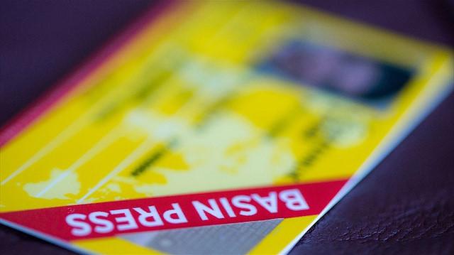 Sarı basın kartı düzenlemesi, Meclis gündeminde