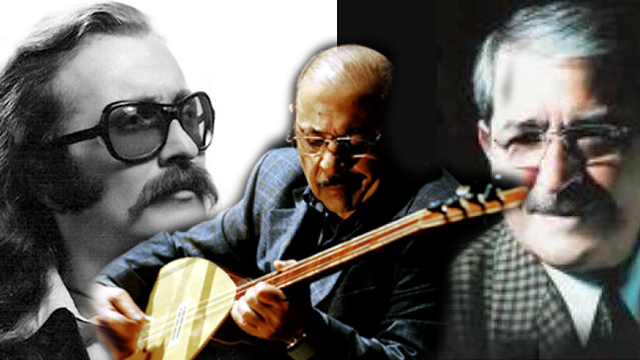 Cem Karaca, Mahsuni Şerif ve Neşet Ertaş'ın şarkı sözleri sakıncalı görüldü!